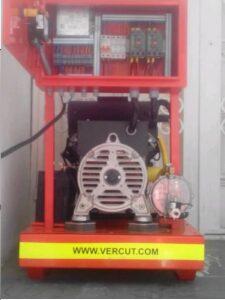 نصب و راه اندازی ژنراتور 10 کیلو وات در شرکت خطوط آبی